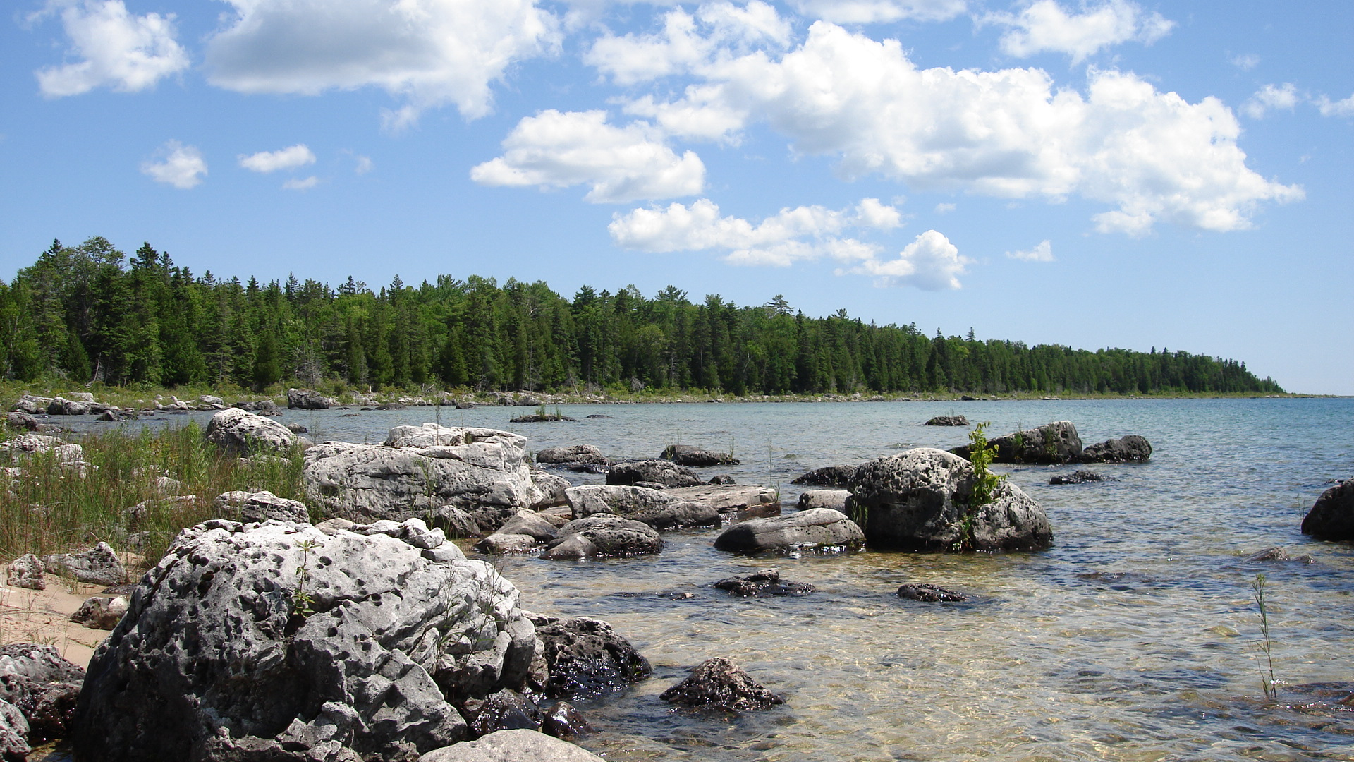 Lake Huron--Upper Penninsula